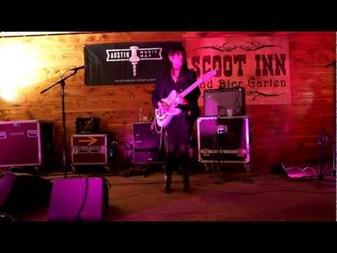 Rosie Flores and the Riveters at the Scoot Inn  - 2/23/2013