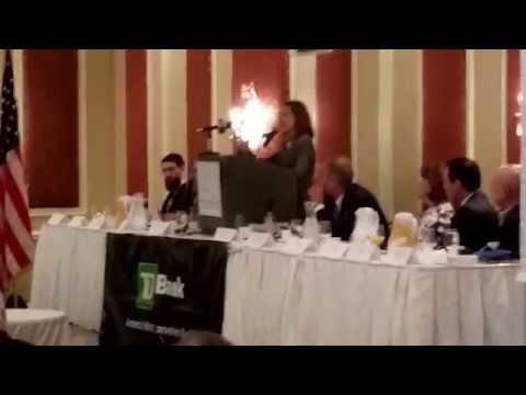 NY-18 Nan Hayworth speaks at Dutchess County Chamber Breakfast 8/20 Part 3