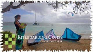 Caribbean Kiteboarding Cruise 2016, GoPro Hero 4