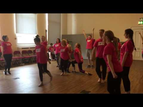 ctc Ipswich Legally Blonde The Musical