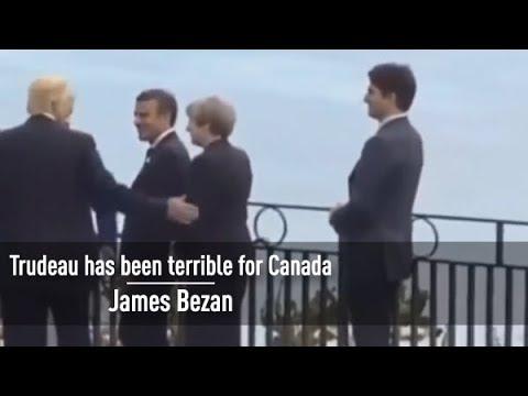 Trudeau has been terrible for Canada | James Bezan