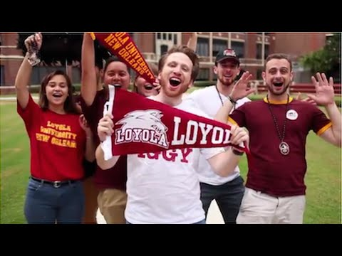 Welcome to Loyola!