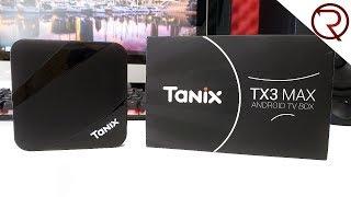 Giới thiệu Android TV Box Tanix TX3 Max || Smart New VN