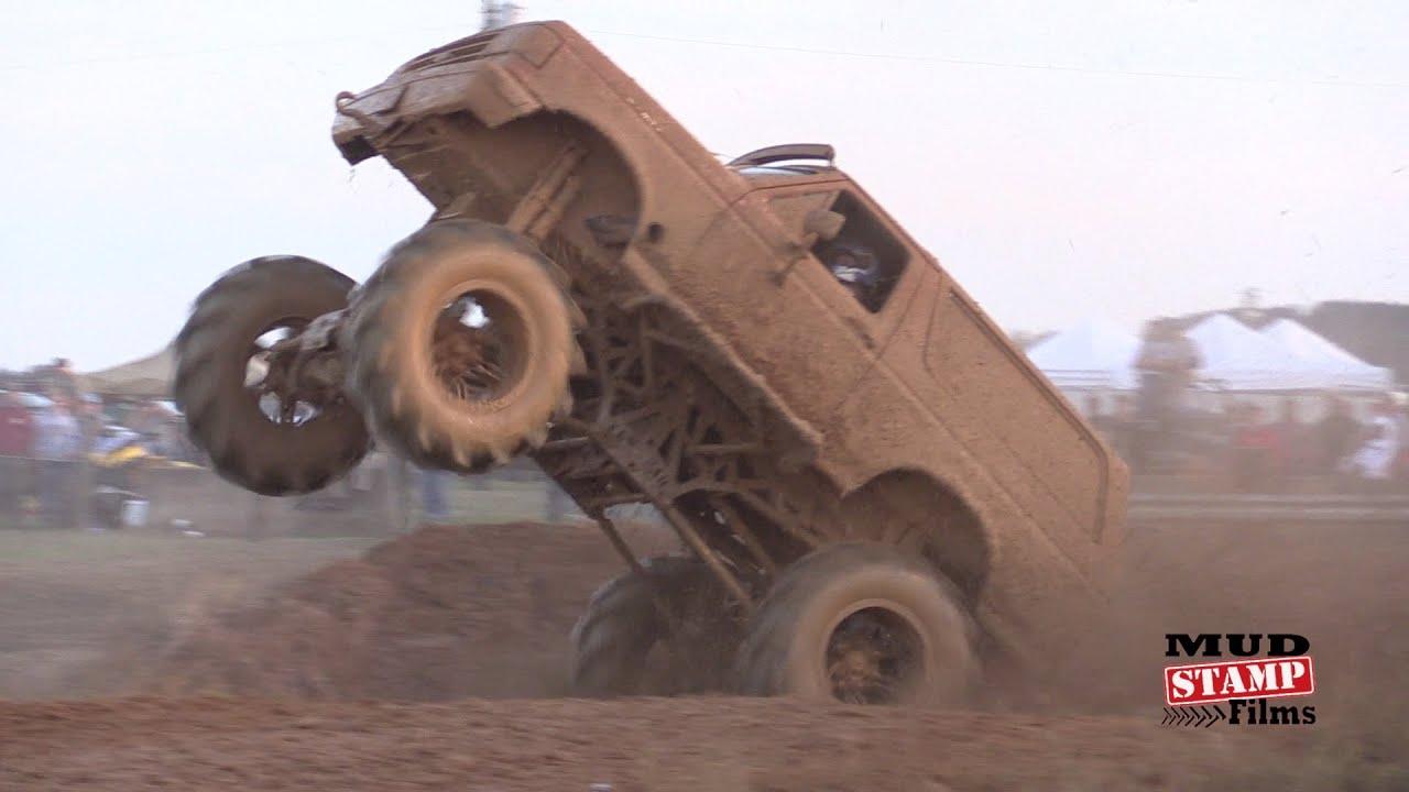 Trucks Gone Wild.