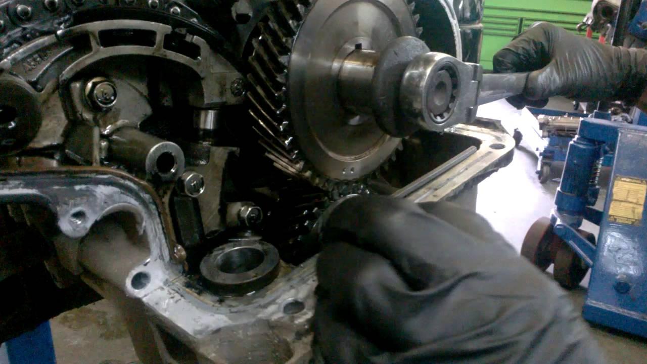 Nissan Navara D40 Balance Shaft Locking How To