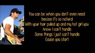 Repeat youtube video Good Lookin' Girl- Luke Bryan lyrics