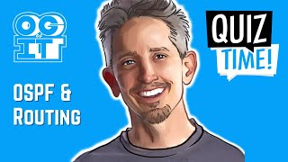 🔴 OSPF and Routing Real-time Quiz