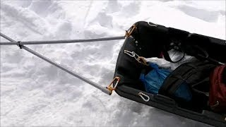 Pulk Sled Diy