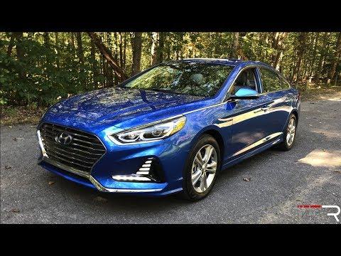 2018 Hyundai Sonata Limited – Redline: Review