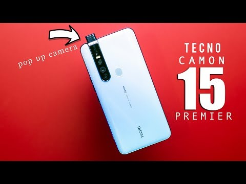 TECNO Camon 15 Premier Unboxing & Review: DO NOT Buy Until You WATCH THIS!