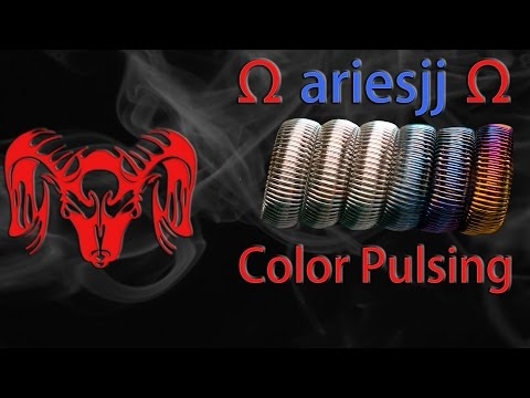 Coil Color Pulsing Tutorial