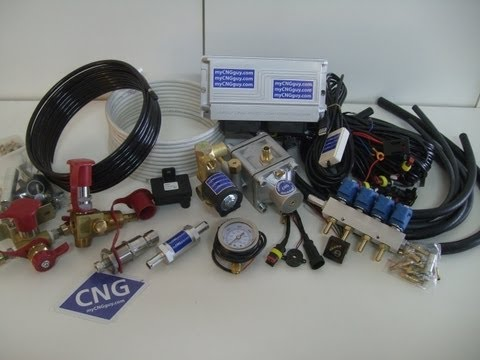 Cng Natural Gas Conversion Cng Kits Sequential Injection For 800
