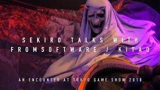 Sekiro: Shadows Die Twice. Só para os gamers mais corajosos