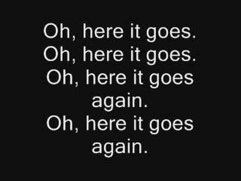 Ok Go-Here It Goes Again Lyric Video