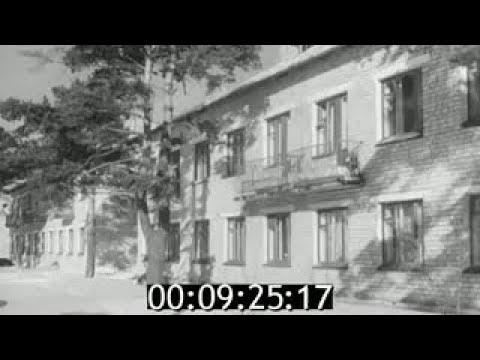 """Весьегонск - 1970г. Киножурнал """"Наш край"""" № 18"""