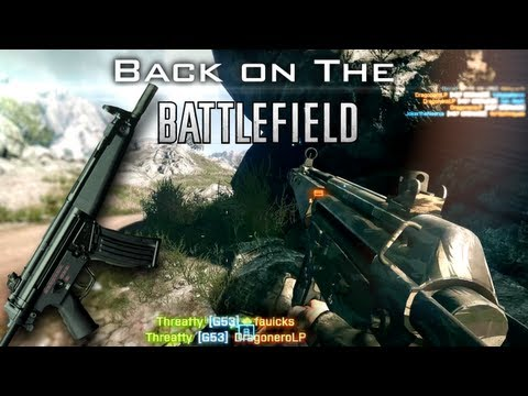 Back on the Battlefield - G53 Killfest