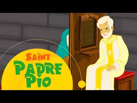 Story of Saint Padre Pio | Stories of Saints for Kids | English