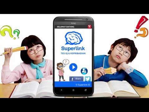 Tes IQ & Kepribadian Superlink