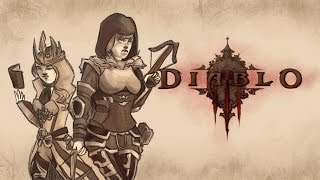 Diablo III StreamLights: Act V Singing Fest