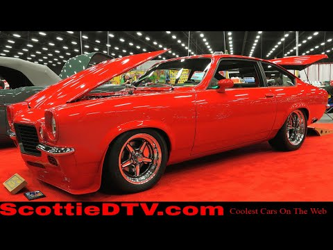 "1972 Chevrolet Vega Street Machine ""Catt Nip 2.0"" 2018 Pigeon Forge Rod Run"