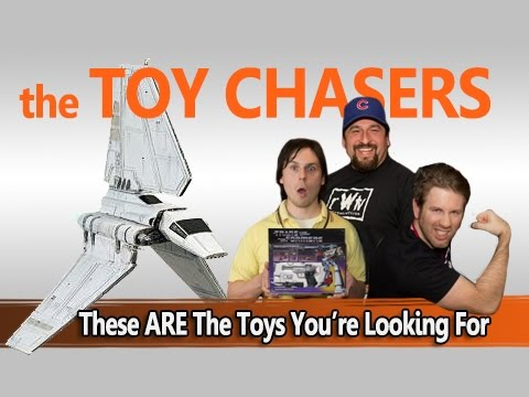 The Toy Chasers Ep 3  These ARE the Toys You're Looking For