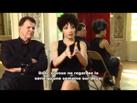 Fringe   with John Noble & Jasika Nicole
