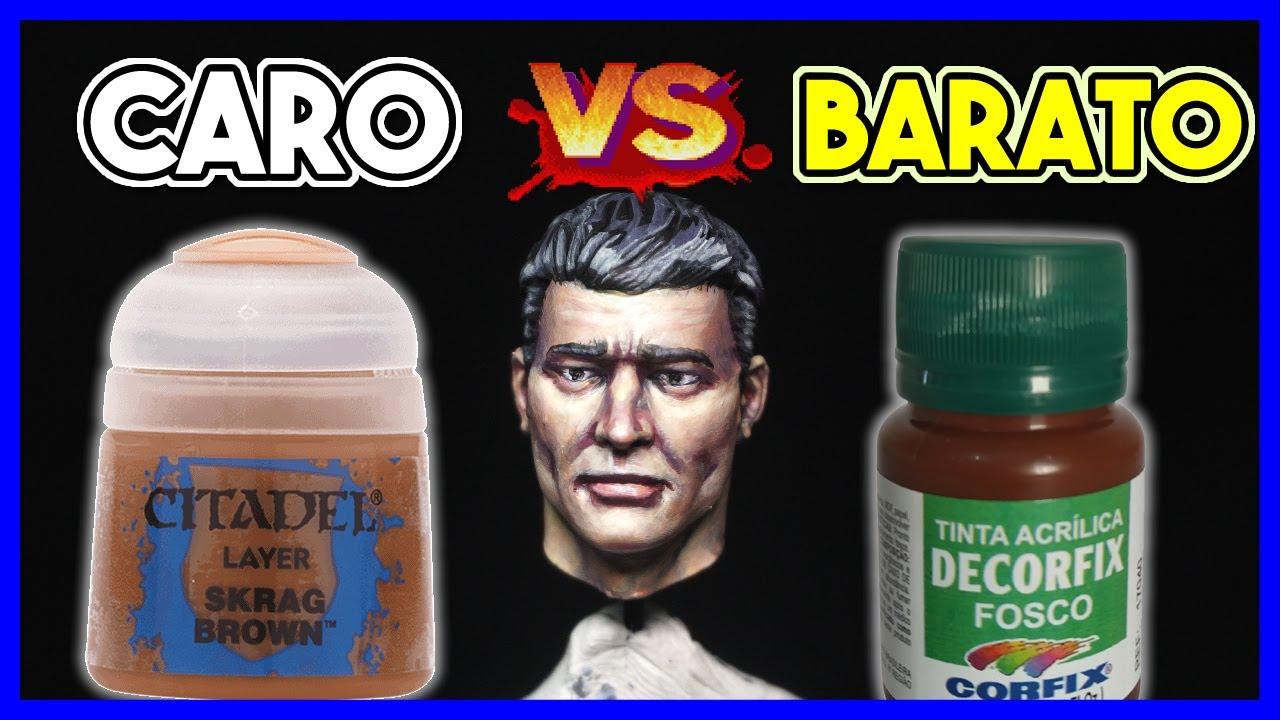 CARO vs BARATO: Citadel x Corfix, consegue perceber a diferença?