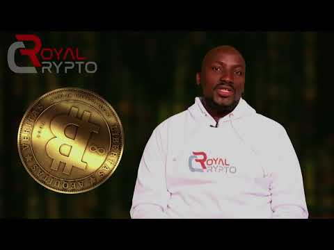 Welcome To Royal Crypto - Teboho Tee Busa