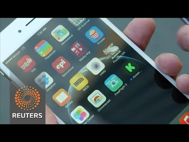 Apple chipmaker puts itself up for sale