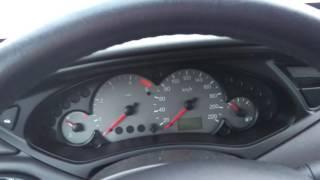 Ford focus 1,8 tddi 2002 cold start 23C