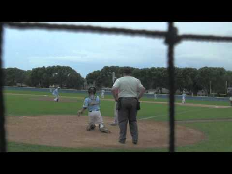 PALATINE POST 690 BLUE JAYS V ELK GROVE RED SOX AMERICAN LEGION BASEBALL JULY 2012