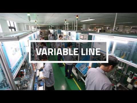T/CCI Variable Compressor Assembly Line