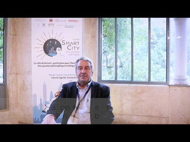 3 questions sur la Smart City - Xavier Degré