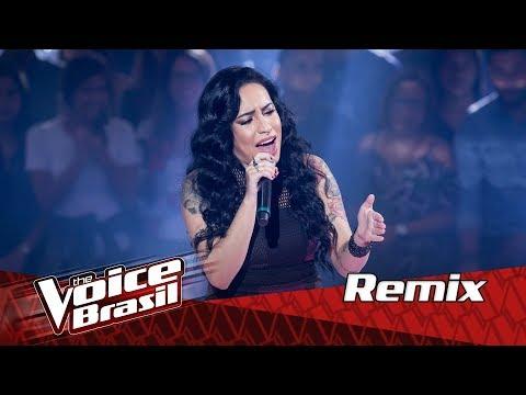Samantha Ayara canta 'Ovelha Negra' no Remix – 'The Voice Brasil' | 6ª Temporada