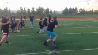 Kevin Dawrant - Qb - House Of Speed Training