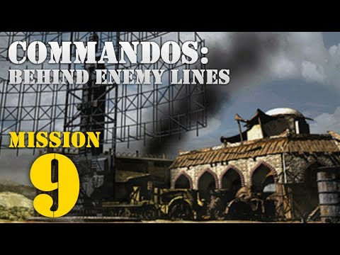 Commandos: Behind Enemy Lines -- Mission 9: A Courtesy Call