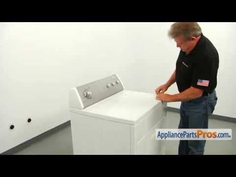 Dryer Door Switch (Part #WP3406107) - How To Replace
