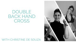 Double Back Hand Cross
