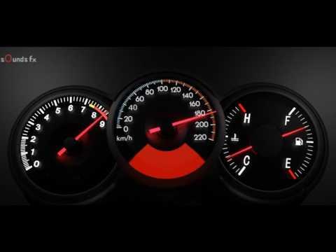 car acceleration sound fx