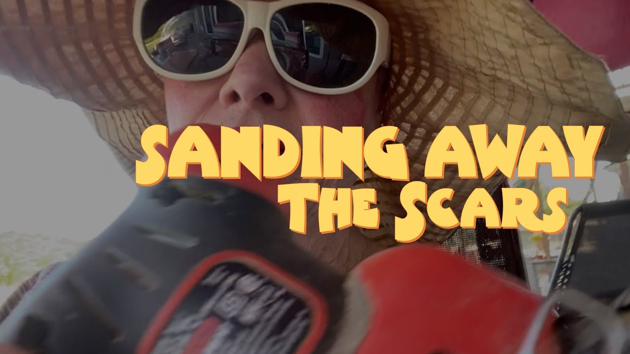 Sand Away the Scars