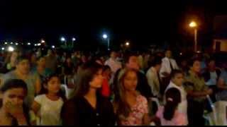 AD Pau dos Ferros - 1ª Cruzada Evang. 2013 - Bairro Chico Cajá
