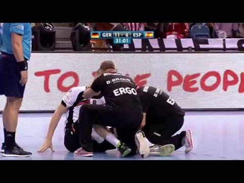 handball em finale video
