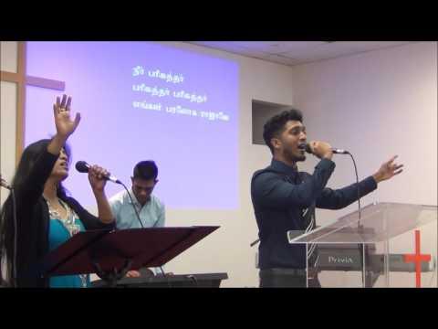 Live Worship: Kearubin Serabeengal
