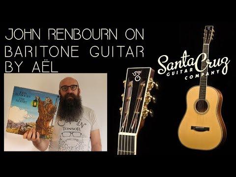 santa cruz baritone guitar - al - the lamentation of owen roe o-neill