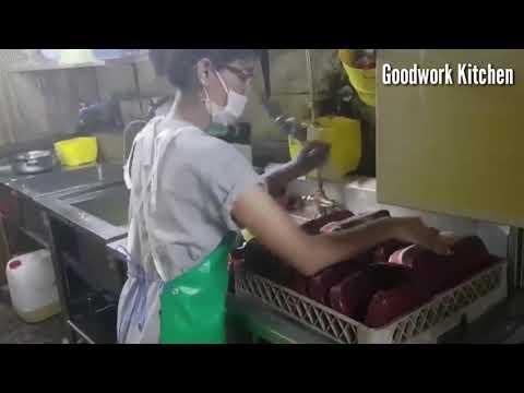 เครื่องล้างจานอัตโนมัติ สำหรับร้านอาหารยุคใหม่