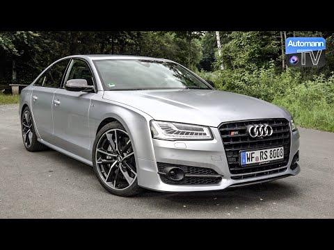 Audi S8 plus (605hp) - DRIVE & SOUND (60FPS)