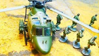 ВОЙНУШКИ Засада БТР Мультики про солдатиков. Видео для мальчиков ВОЕННЫЕ СОЛДАТИКИ