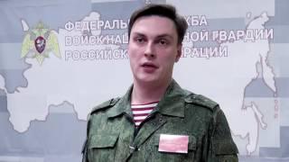 В Чеченской Республике отражено нападение бандгруппы на воинскую часть Росгвардии