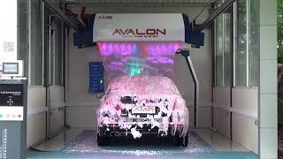 AVALON - Automatyczna Myjnia Bezdotykowa - AMB TECH
