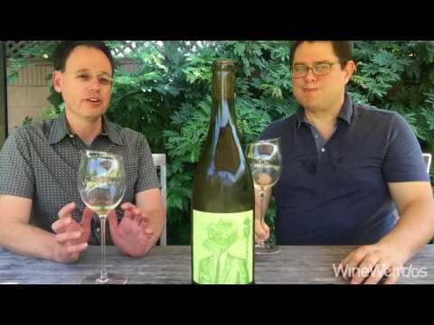 2016 Deux Punx Sumu Kaw Vineyard White Rhone Blend Sierra Foothills California White Wine - click image for video